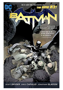 Batman (The New 52) v.1: The Court Of Owls HC