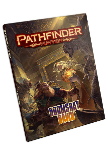 Pathfinder Playtest Adventure: Doomsday Dawn