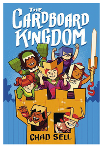 The Cardboard Kingdom GN