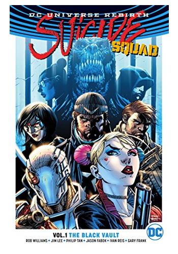 Suicide Squad Rebirth v.1: The Black Vault TP