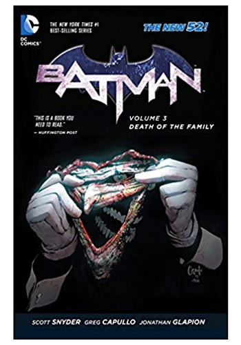 Batman (The New 52) v.3: The Death Of The Family TP