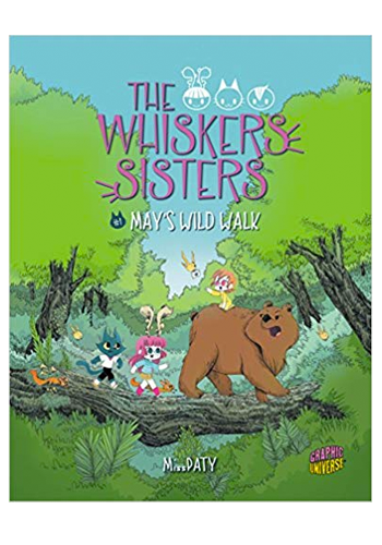 The Whiskers Sisters: May's Wild Walk TP