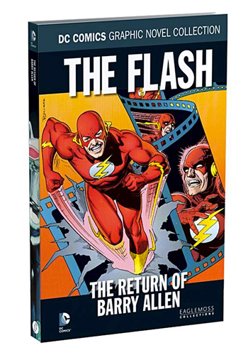 The Flash: The Return Of Barry Allen HC