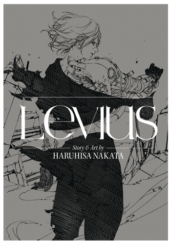 Levius 3-in-1 Complete HC Edition PREORDER