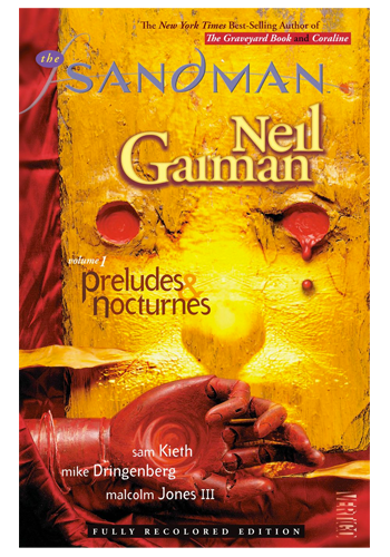 The Sandman v.1: Preludes And Nocturnes