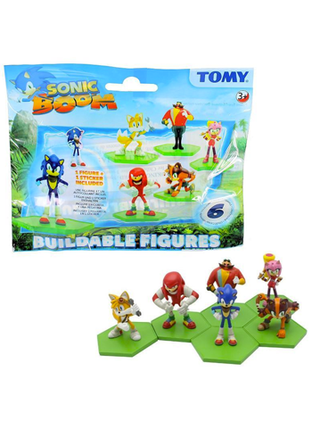 Sonic Boom Buildable Figures Blind Bag