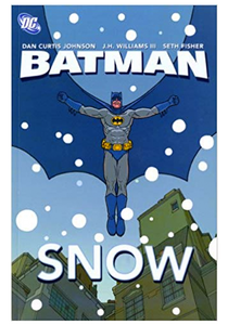 Batman: Snow TP