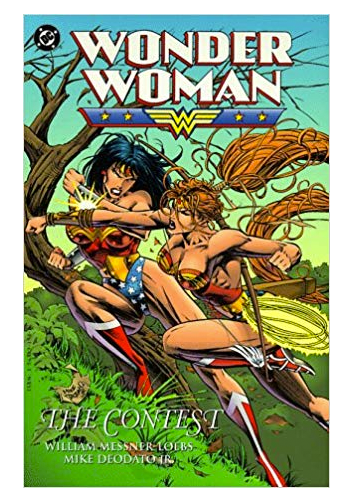 Wonder Woman: The Contest TP
