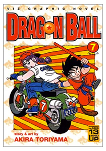 Dragon Ball v.7 (DAMAGED)