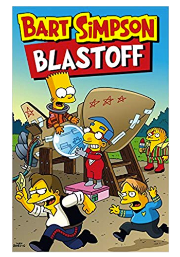 Bart Simpson: Blast Of TP