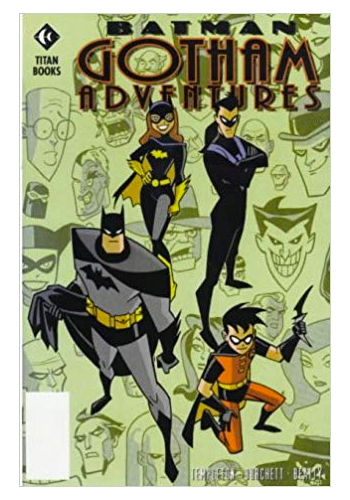 Batman: Gotham Adventures TP (DAMAGED)