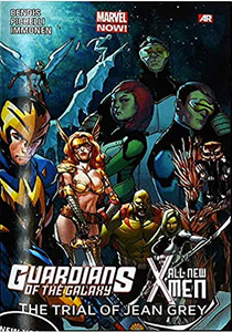 Guardians Of The Galaxy/All-New X-Men: The Trial Of Jean Grey TP