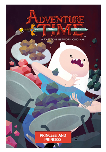 Adventure Time v.11: Princess & Princess