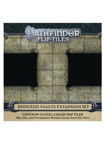 Pathfinder Flip Tiles: Dungeon Vaults Expansion