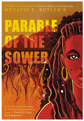 Octavia Butler's Parable Of The Sower GN