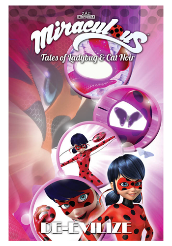 Miraculous Tales of Ladybug And Cat Noir De Evilize