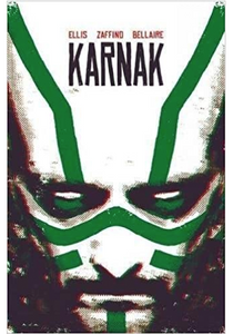 Karnak: The Flaw In All Things TP
