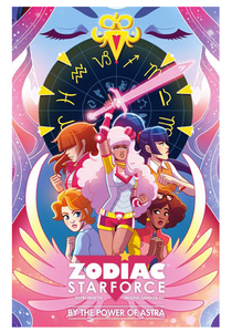 Zodiac Starforce v.1: By The Power Of Astra TP