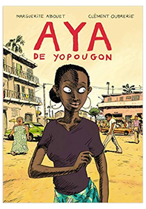 Aya De Yopougon HC (DAMAGED)