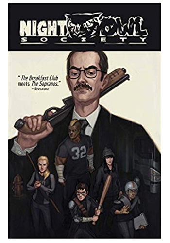 Night Owl Society TP