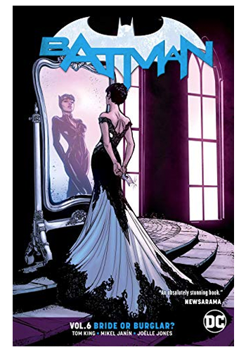 Batman (Rebirth) v.6: Bride Or Burglar TP