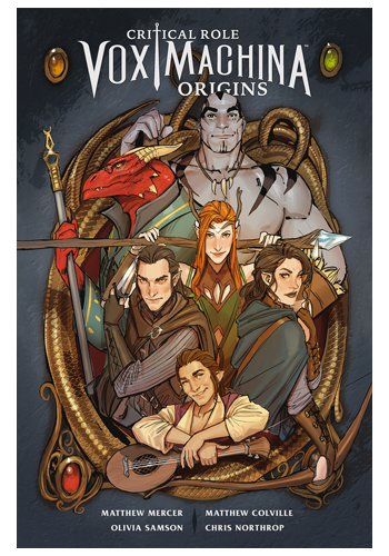Critical Role TP v.1: Vox Machina Origins