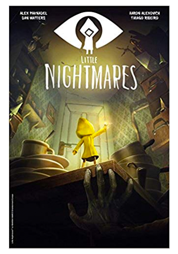 Little Nightmares HC (DAMAGED)