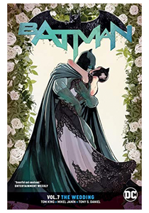 Batman (Rebirth) v.7: The Wedding TP