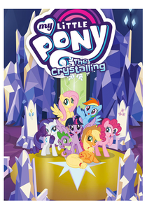My Little Pony: The Crystalling TP