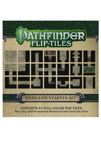 Pathfinder Flip Tiles: Dungeon Starter Set