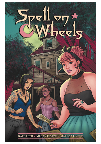 Spell On Wheels TP v.2 PREORDER