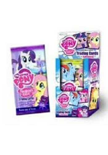 My Little Pony: Friendship Is Magic Trading Cards + Tattoos