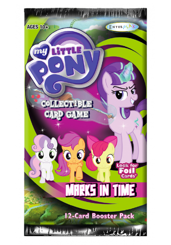 My Little Pony CCG: Marks In Time Booster Pack