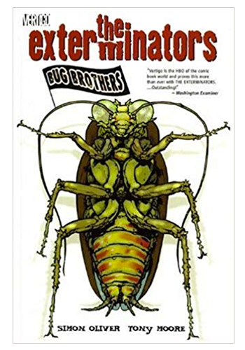 The Exterminators: Bug Brothers