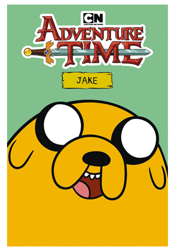 Adventure Time: Jake TP PREORDER