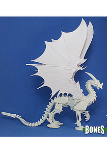 Wyrmgear, Clockwork Dragon - Plastic Miniature