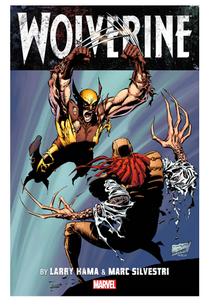 Wolverine by Larry Hama And Mark Sylvestri TP