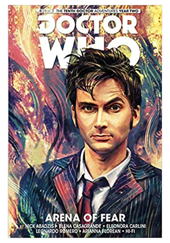 Doctor Who: The Tenth Doctor v.5: Arena Of Fear TP