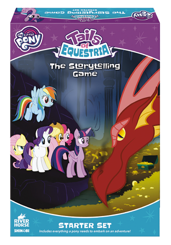 My Little Pony: Tales Of Equestria Starter Set