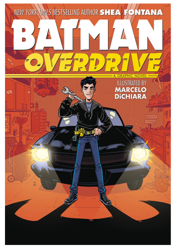 Batman: Overdrive GN