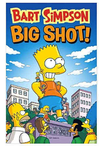 Bart Simpson: Big Shot TP