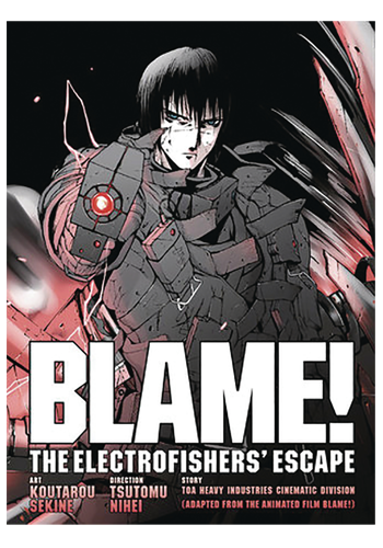 Blame Movie Edition GN PREORDER