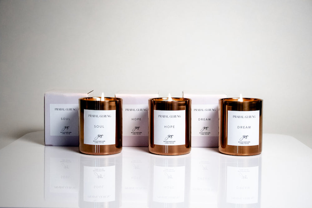 Prabal Gurung x Joya Candle Collection