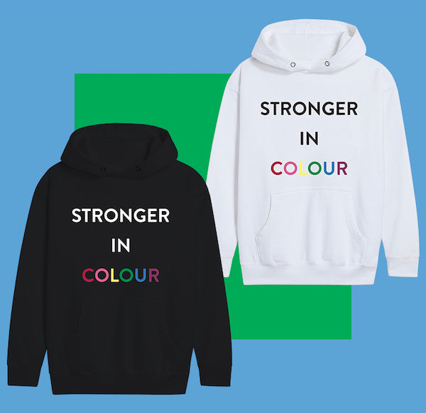 PRABAL GURUNG RE-RELEASES STRONGER IN COLOUR COLLECTION TO BENEFIT THE BAIL PROJECT