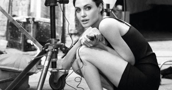 Monday Muse – Angelina Jolie
