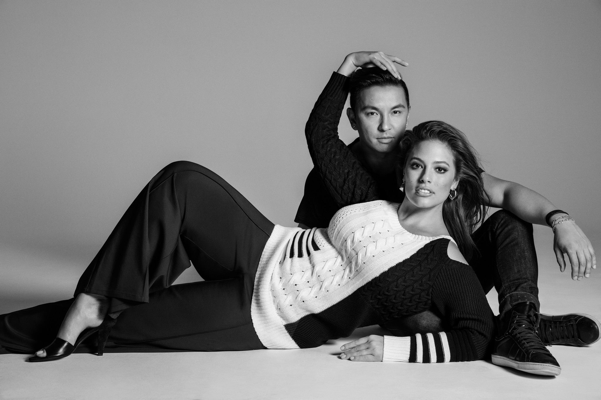 PRABAL GURUNG X LANE BRYANT, FEATURING MUSE ASHLEY GRAHAM