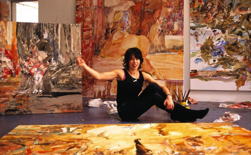 Monday Muse – Cecily Brown