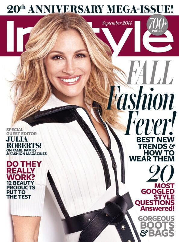 Instyle, September 2014