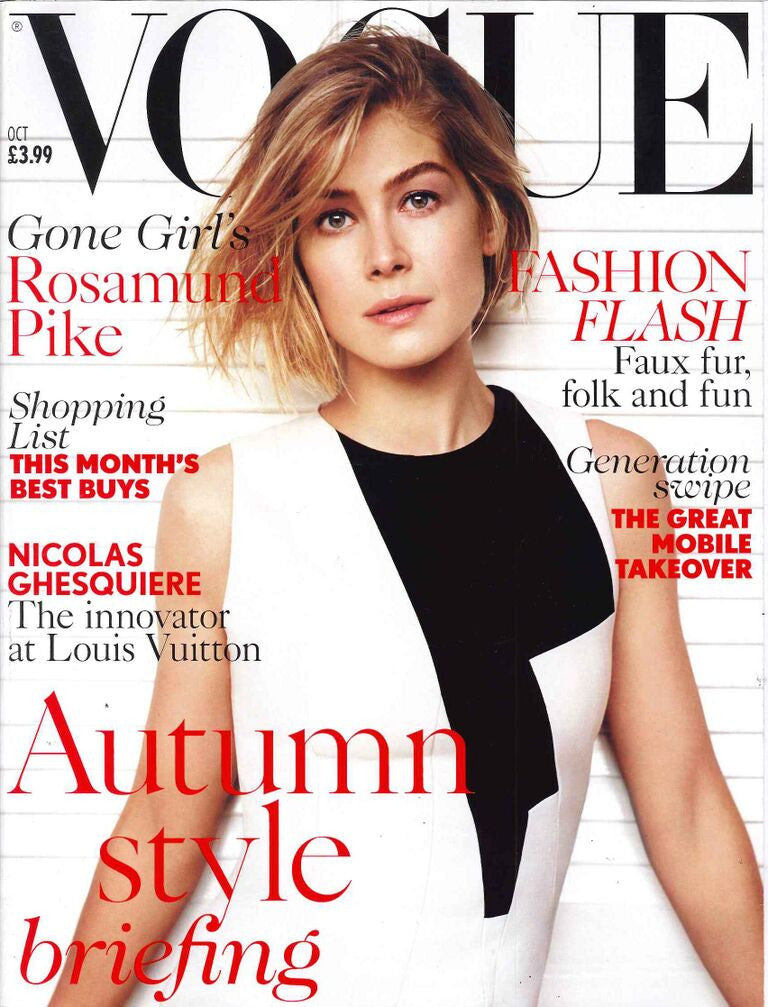 Vogue UK, Oct 2014