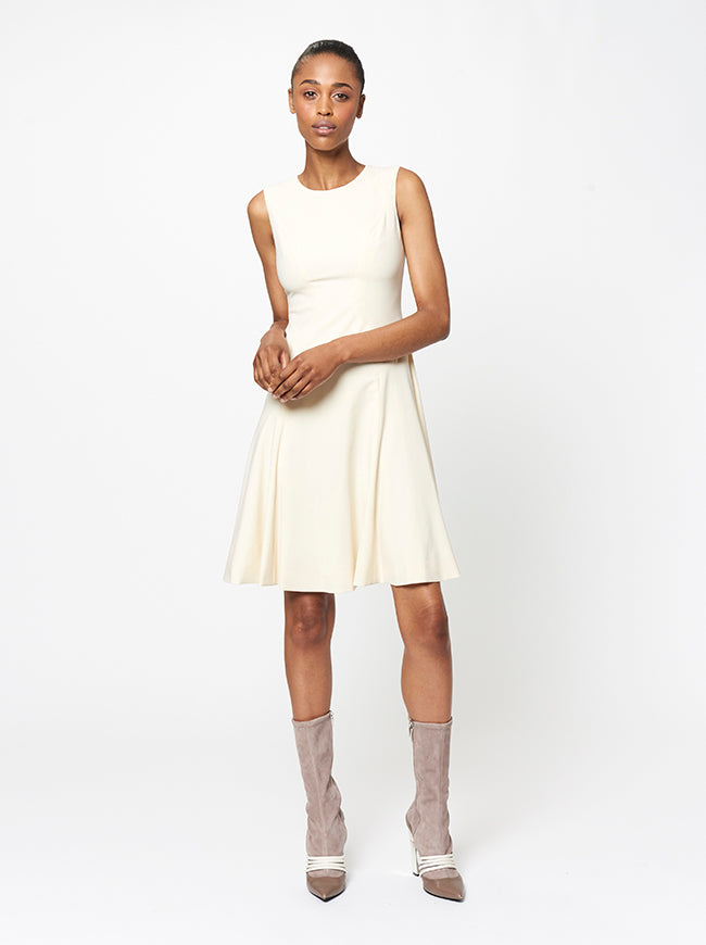 Prabal Gurung FIT AND FLARE DRESS
